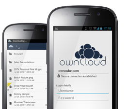 owncloud android
